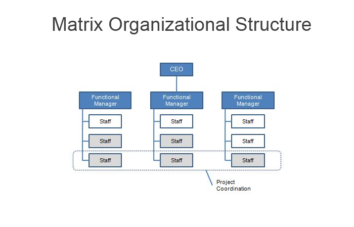 Matrix Organizational Structure - Comindwork Weekly - 2017-Apr-17